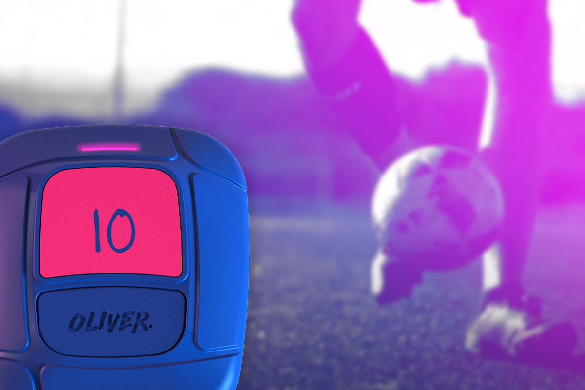 Tryoliver Sportech Wearable Footbal DMO Oliver Oli